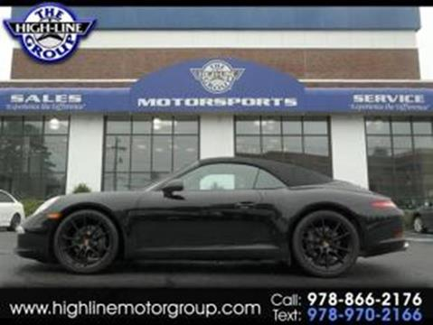 2016 Porsche 911 for sale in Lowell, MA