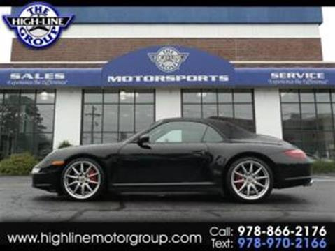 2007 Porsche 911 for sale in Lowell, MA