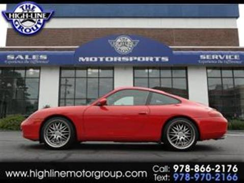 1999 Porsche 911 for sale in Lowell, MA