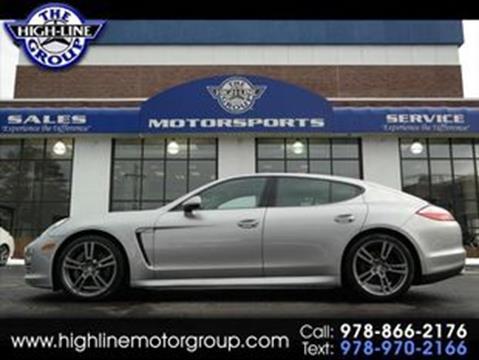 2012 Porsche Panamera for sale in Lowell, MA