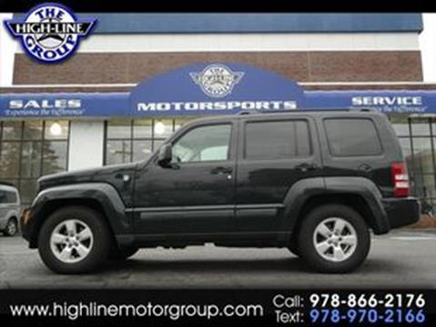 2010 Jeep Liberty for sale in Lowell, MA