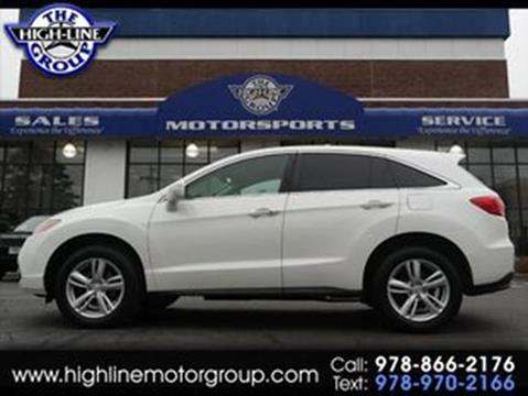 2015 Acura Rdx For Sale >> 2015 Acura Rdx For Sale In Lowell Ma