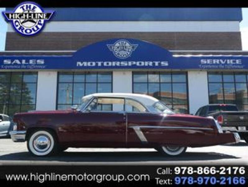 1952 Mercury Monterey for sale at Highline Group Motorsports in Lowell MA