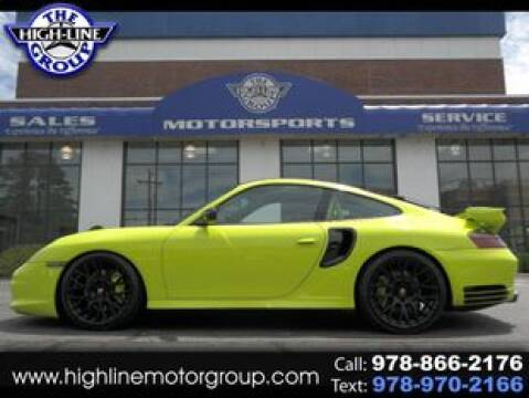 2002 Porsche 911 for sale at Highline Group Motorsports in Lowell MA