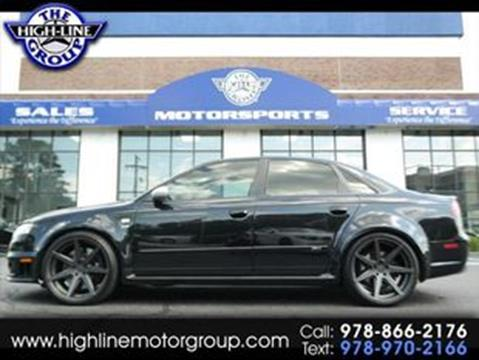 2007 Audi RS 4 for sale in Lowell, MA