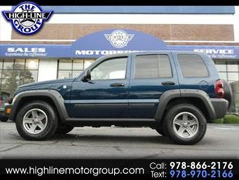 2005 Jeep Liberty for sale in Lowell, MA
