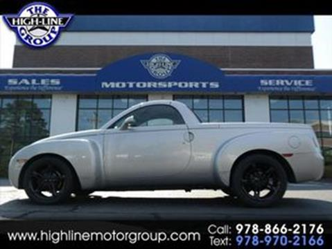 2005 Chevrolet SSR for sale in Lowell, MA