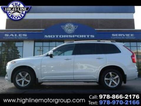 2017 Volvo XC90 for sale at Highline Group Motorsports in Lowell MA