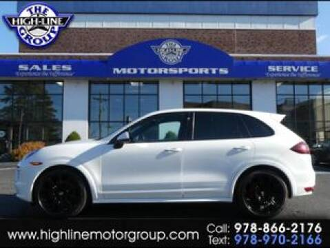 2013 Porsche Cayenne for sale in Lowell, MA