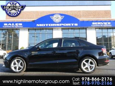 2016 Audi A3 for sale in Lowell, MA