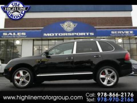 2006 Porsche Cayenne for sale in Lowell, MA