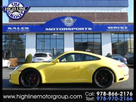 2017 Porsche 911 for sale in Lowell, MA