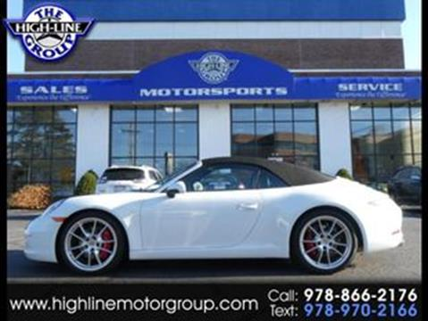2015 Porsche 911 for sale in Lowell, MA