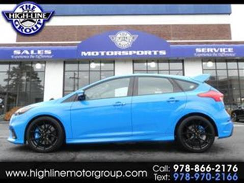 2017 Ford Focus for sale in Lowell, MA