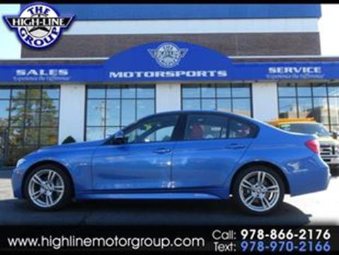 2016 BMW 3 Series for sale in Lowell, MA