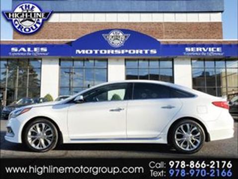 2015 Hyundai Sonata for sale in Lowell, MA
