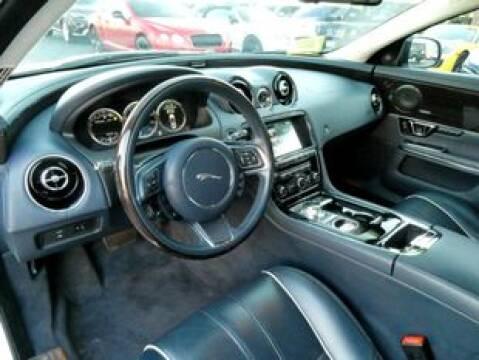 2015 Jaguar XJL