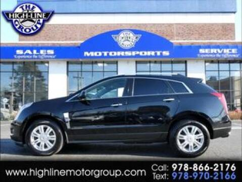 2011 Cadillac SRX Luxury Collection for sale at Highline Group Motorsports in Lowell MA
