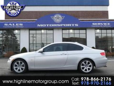 2008 BMW 3 Series 328xi for sale at Highline Group Motorsports in Lowell MA