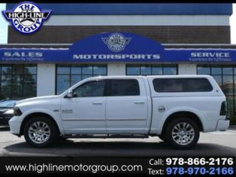 2014 RAM Ram Pickup 1500 for sale at Highline Group Motorsports in Lowell MA