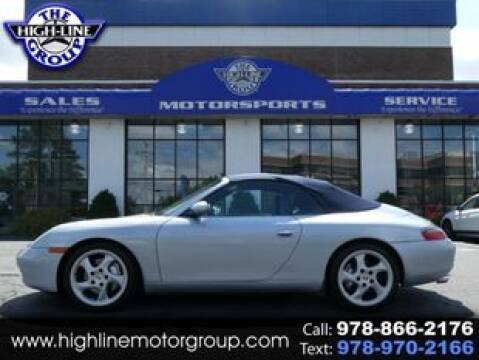 1999 Porsche 911 for sale at Highline Group Motorsports in Lowell MA