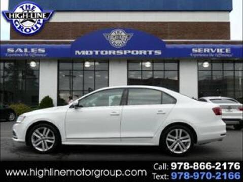 2017 Volkswagen Jetta for sale at Highline Group Motorsports in Lowell MA