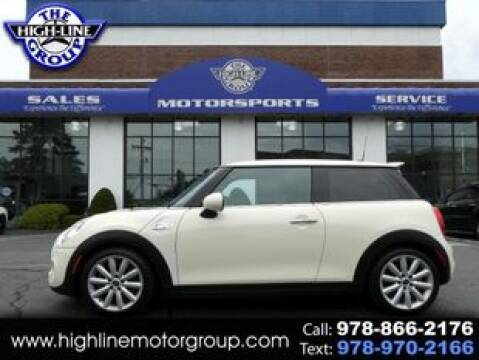 2016 MINI Hardtop 2 Door for sale at Highline Group Motorsports in Lowell MA