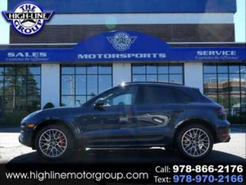2016 Porsche Macan for sale at Highline Group Motorsports in Lowell MA