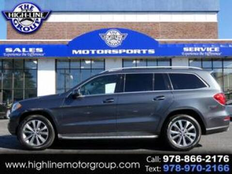 2015 Mercedes-Benz GL-Class for sale at Highline Group Motorsports in Lowell MA