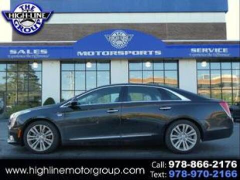 2018 Cadillac XTS for sale at Highline Group Motorsports in Lowell MA
