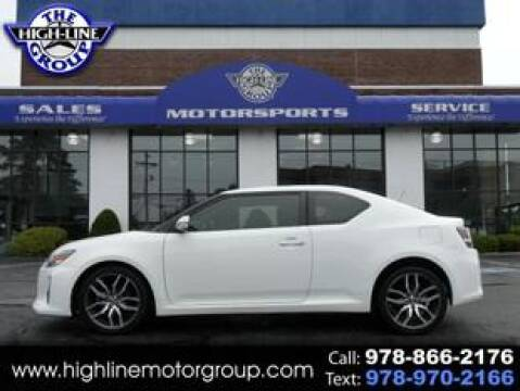 2014 Scion tC for sale at Highline Group Motorsports in Lowell MA