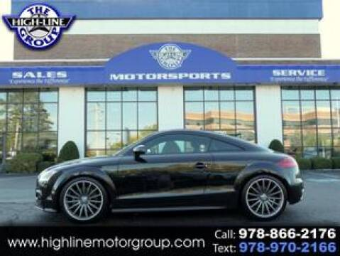 2014 Audi TTS for sale at Highline Group Motorsports in Lowell MA