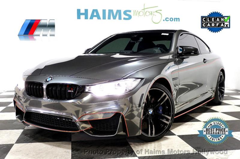 BMW M4 2016 Base 2dr Coupe
