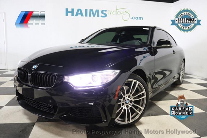 BMW 4 Series 2015 428i 2dr Coupe