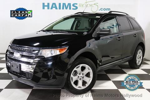 2011 Ford Edge For Sale >> 2011 Ford Edge For Sale In Hollywood Fl