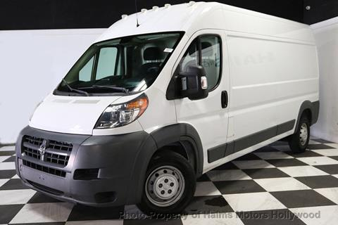 2015 RAM ProMaster Cargo for sale in Hollywood, FL