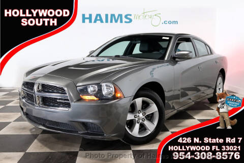 2011 Dodge Charger for sale at Haims Motors of Hollywood in Hollywood FL