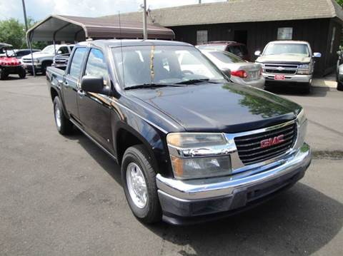 2007 GMC Canyon for sale in Haleyville, AL