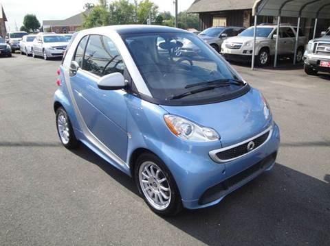 2013 Smart fortwo for sale in Haleyville, AL