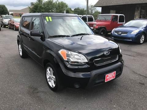 2011 Kia Soul for sale in Haleyville, AL