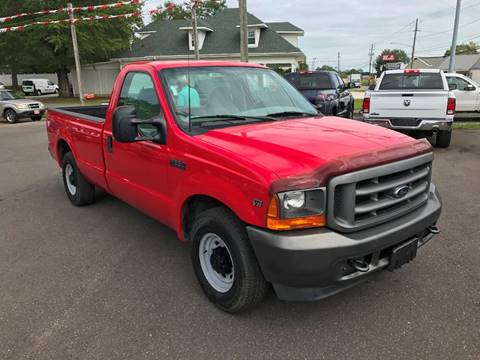 2001 Ford F-250 Super Duty for sale in Haleyville, AL