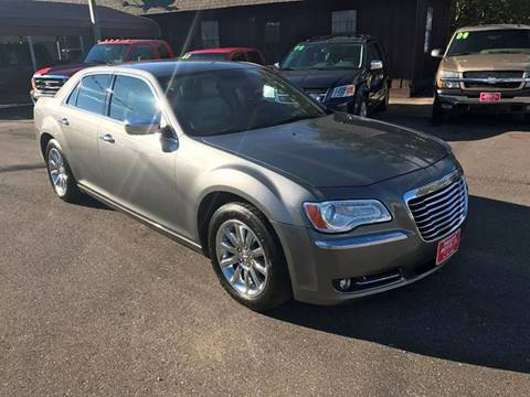 2011 Chrysler 300 for sale in Haleyville, AL