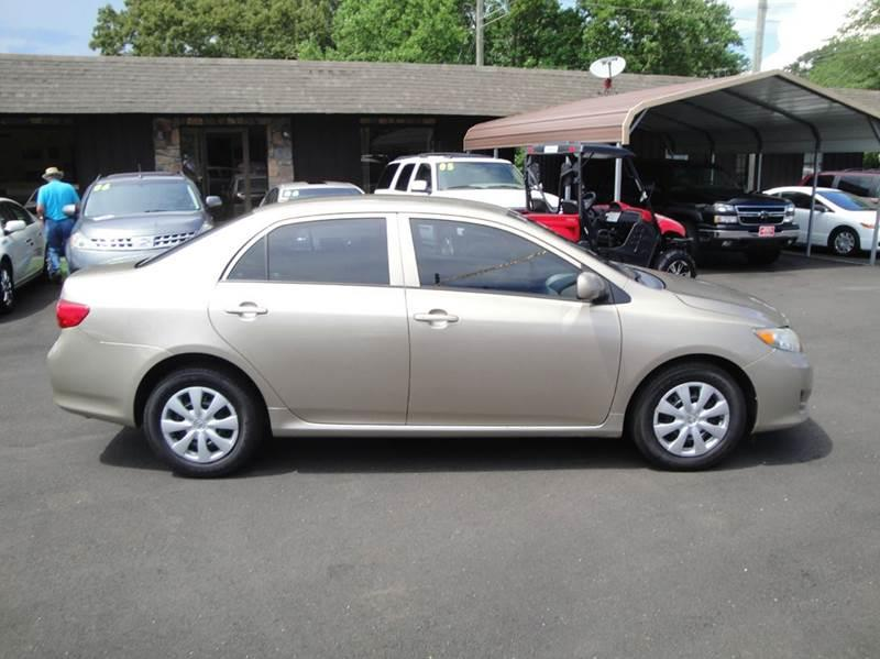 2010 Toyota Corolla Xrs best image gallery #8/15 - share and download