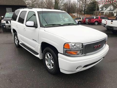 2006 GMC Yukon for sale in Haleyville, AL