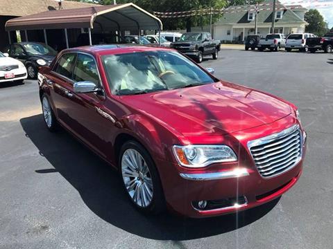 2014 Chrysler 300 for sale in Haleyville, AL