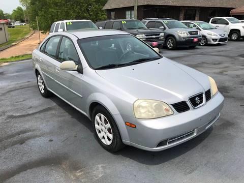 2005 Suzuki Forenza for sale in Haleyville, AL