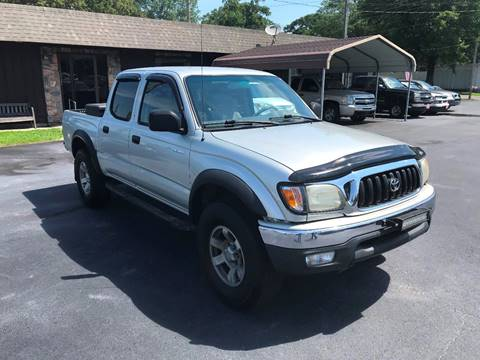 2002 Toyota Tacoma For Sale >> 2002 Toyota Tacoma For Sale In Haleyville Al