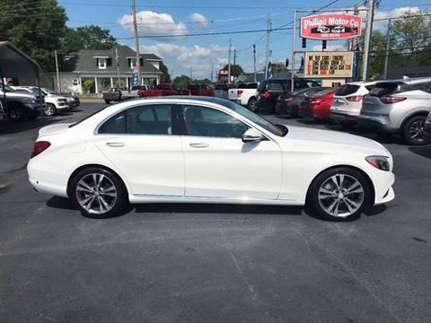 2016 Mercedes-Benz C-Class for sale in Haleyville, AL