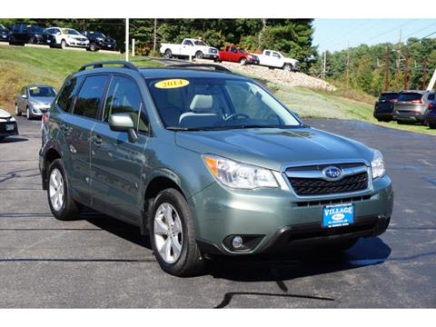 2014 Subaru Forester for sale in South Berwick, ME