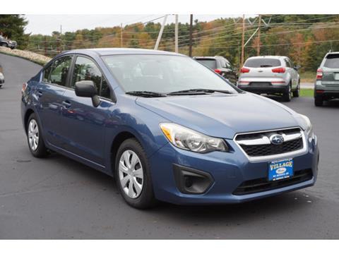 2012 Subaru Impreza for sale in South Berwick, ME